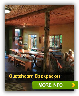Backpackers Accommodation in Garden Route